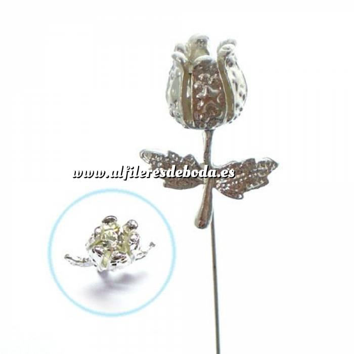 Imagen Alfileres especiales Alfiler Especial 66 (Alfiler Granada BLANCO)