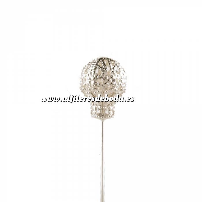 Imagen Alfileres OUTLET Alfiler Especial 14 (Canasta filigrana pequeña plata nueva)