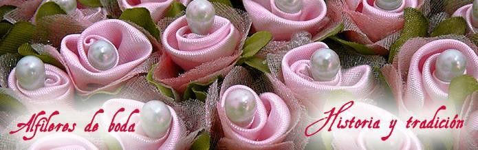 Alfileres de boda. Flores - Historia de los alfileres. El amor y los alfileres. Anécdotas